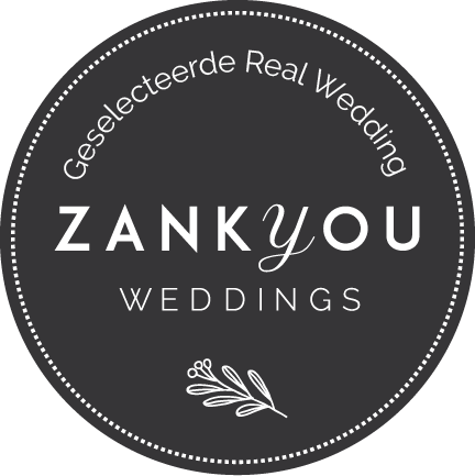 Real wedding gepubliceerd op Zankyou I Shoot Weddings Luxe Trouwfotografie